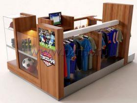 Торговый павильон для спортивных товаров