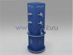 Оборудование для продажи смесителей
