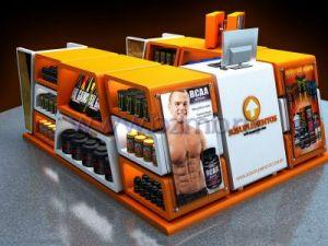 Торговое оборудование для продажи спортивного питания